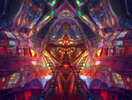 Outpost Harlequin by deepvoidskitzoid