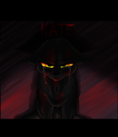 Hate by 9tailsfoxyfoxy