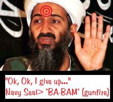 OSAMA BIN LADEN by FloppyBunny