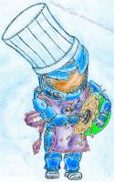 Cooking with Caboose by MuddyTiger