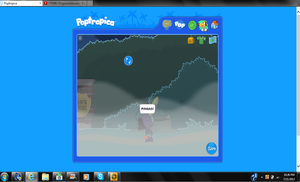 PINGAS in POPTROPICA?! WHAT!!!!!!! by bitchplease78
