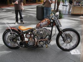 Flamed Bobber by atomicgrape