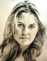 Alicia Silverstone by gsketch
