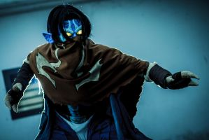 Legacy of Kain: Soul Reaver Raziel Cosplay by Videros