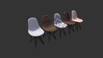 Modern Chair by 3DShare