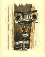 Here's Johnny 5 by Jayluke2006