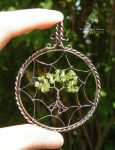 Dreamcatcher *SOLD* by RachaelsWireGarden