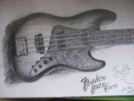 JAZZ BASS by SusHi182