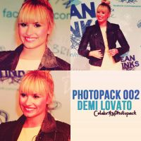 Photopack N2 Demi Lovato by CelebrityPhotopacks