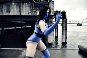 KITANA WINS by MissSinisterCosplay
