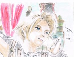 FF XII Vaan by samui153