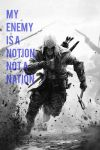 Connor Kenway quote by ClarkArts24