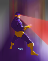 Cyclops - Throwback by ToneyHadnotJr