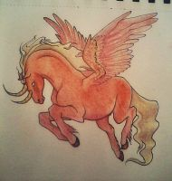Helios doodle by ailanor