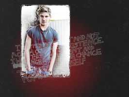 ALEX PETTYFER Wallpaper by Alekt0o