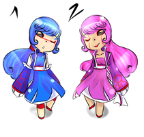 [Closed]Kyogre Gijinkas Adopts by theHandmaid0