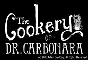 The Cookery of Dr. Carbonara Logo by AoZmReAgEaL