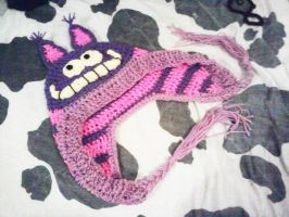 Cheshire Cat by LilliM00