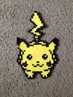 Pikachu by Pandacloud99