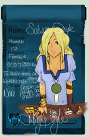 Drake Academy - Sulwyn Doyle by ThroughAnimatedEyes