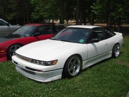 Nissan 240SX by apexi957