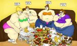 World's Fattest Family by ScareGlow