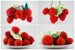 Strawberries by tati000