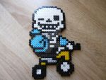 Sprite of Sans from undertale V3 by Kukirio