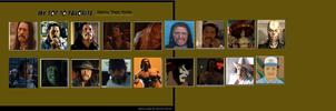 Favourite Danny Trejo Roles by monstermaster13