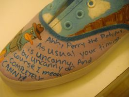 Phineas and Ferb Shoes view 6 by ej73223