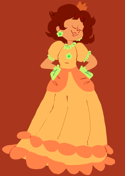 daisy! by theultimatenootnoot
