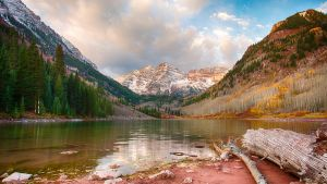 Maroon Bells - Small submission by jbkalla