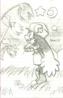 Little Klonoa by Crazy-Cartoon