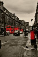 Oxford Circus by Shadrak