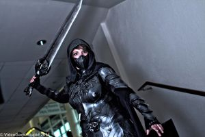 Rhode Island Comic Con 2014 - Nightingale(PS) 06 by VideoGameStupid