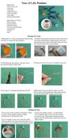 Simple Wire Wrap Tree Tutorial by magpie-poet