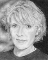 Col. Samantha Carter by soapy-sock