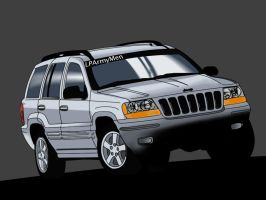 Jeep Grand Cherokee by LPArmyMen