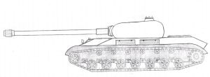 Invention #226 : Object 702 (high quality version) by Erwin0859