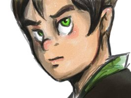 little Bolin by chibicloud21
