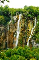 Plitvicka waterfall 1 by wildplaces