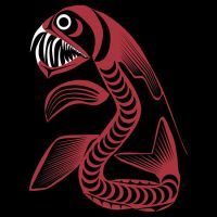Pacific Viperfish by Trickster-Art