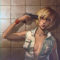 Heather Silent Hill 3 by KR0NPR1NZ