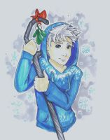 Christmas Jack Frost by griffon-rider-Ann
