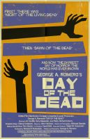 Day of the Dead poster by markwelser