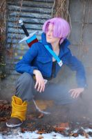 DBZ Cosplay - Future Trunks by TechnoRanma