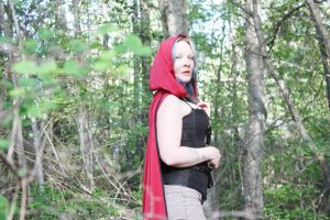 Red Riding-Hood by KarmicCircle