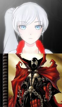 RWBY: Spawn's Great Great Great Grandmother by TheMuffinManxx