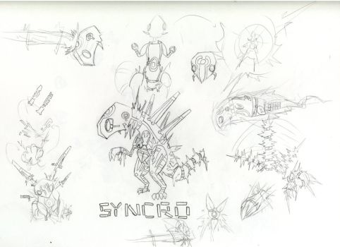 SYNCRO by JDxZilla
