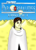 Paranormalites CoverArt: Ready for Adventure by GahmahRaan
